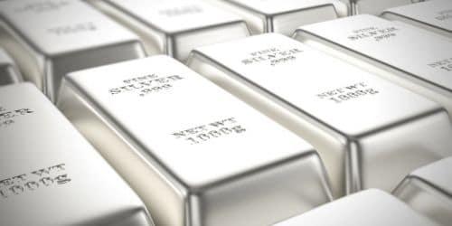 anillos de compromiso en plata